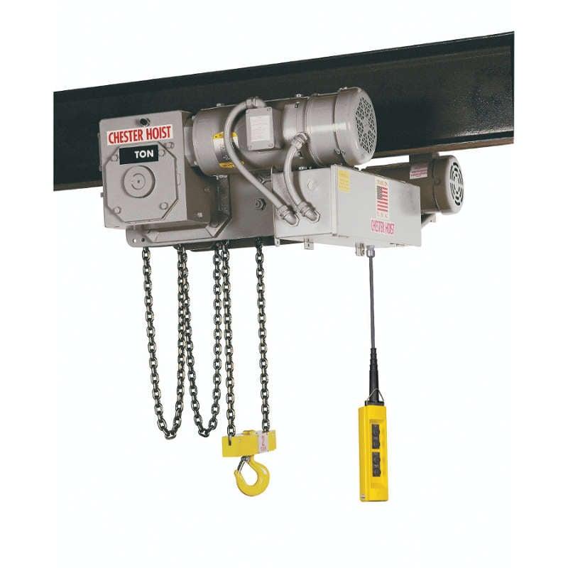 Electric Hoists Manual Hoists Cranes Winches - HoistsDirect
