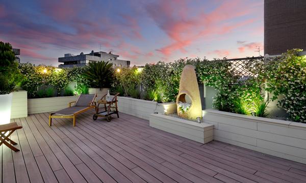 Decoración exterior ¿Preparada para disfrutar de la terraza?