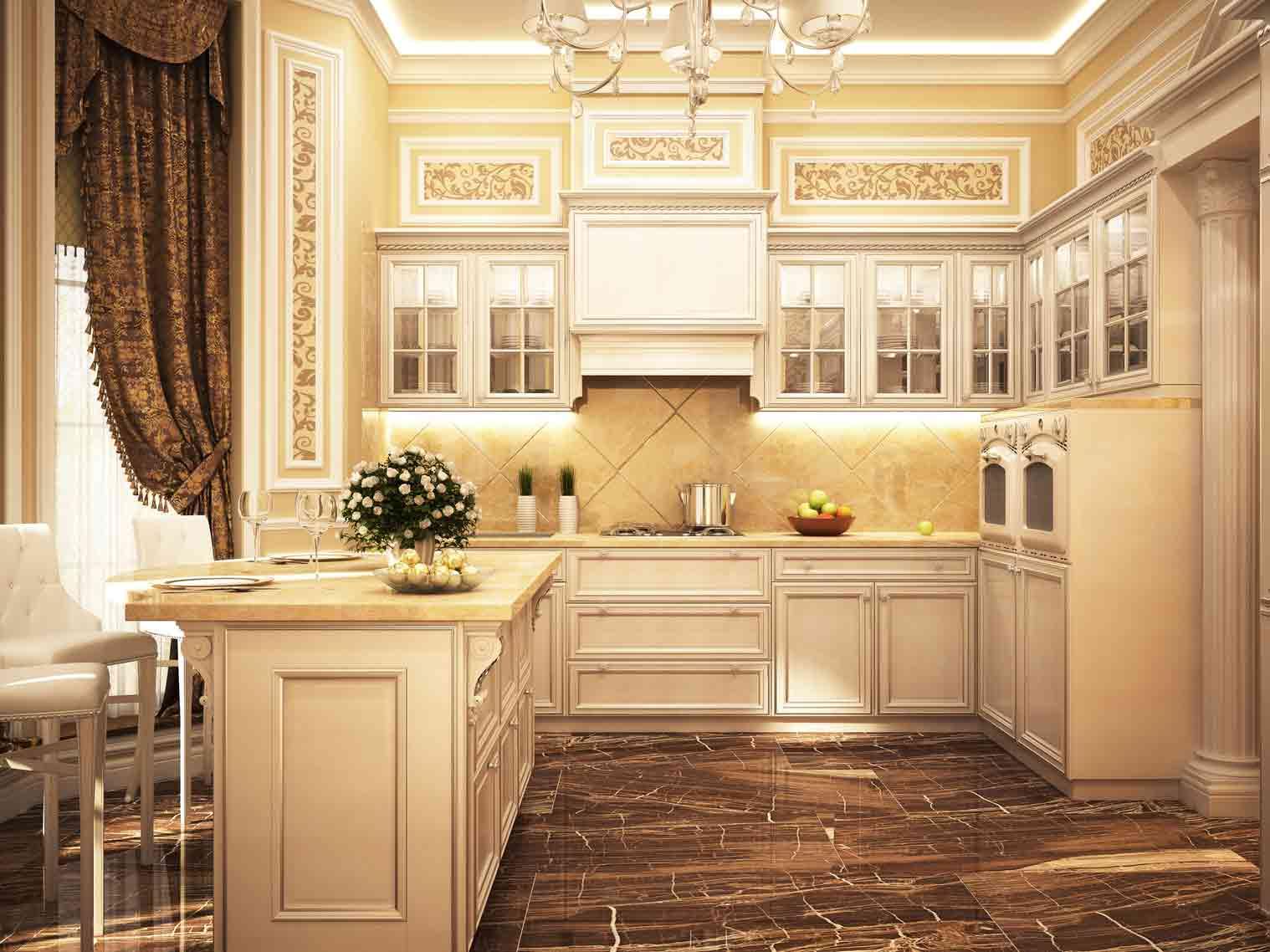 holbrookgranite custom kitchen countertops Custom Kitchen Backsplash