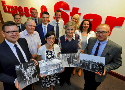 Express Star Archive Plan Wins 60k Lottery Funding