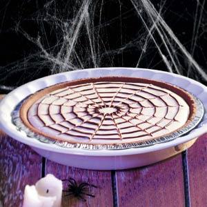 Spiderweb Cheesecake Recipe | Holiday Cottage