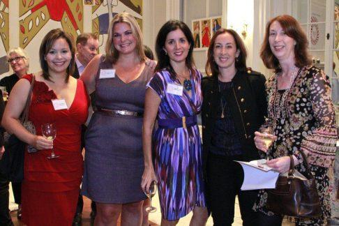 Krissa Rossbund, Allison Ruddick, Eileen Kathyrn Boyd, Beth Brenner, Randi MacColl
