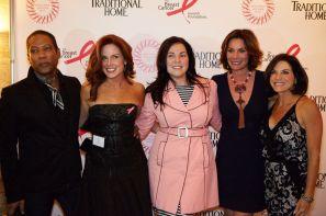 Rio Hamilton, Ally Coulter, Barbara Viteri, Luann DeLesseps