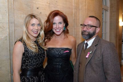 Tori Mellott, Ally Coulter, and Andrew Joseph