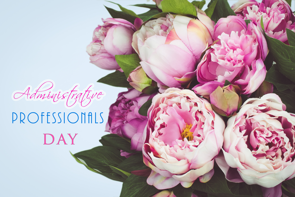 Administrative Professionals Day in 2019/2020 - When, Where, Why