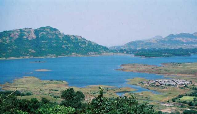 Bushi Dam