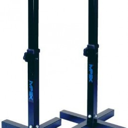 Telescopic Barbell Stand