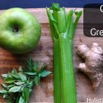 Green Juice VS Green Smoothie