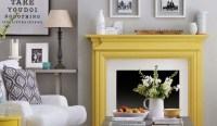 The Best Painted Fireplaces - The Holliday Collective