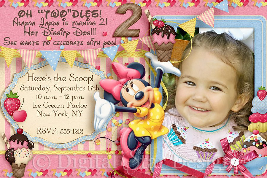 Birthday Invitation » Holly Anissa - Birthday Card Sample