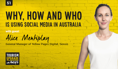 Why, How and Who is Using Social Media in Australia