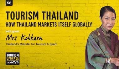 How Thailand Markets Itself Globally
