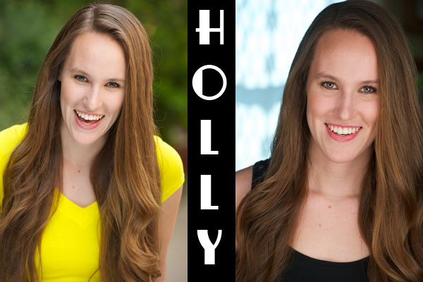 Holly longmore headshots nyc