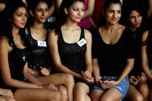 Female-model-audition