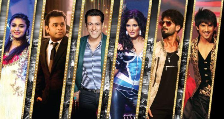 IIFA 2017 Diljit Dosanjh Salman Khan Katrina Kaif And Alia Bhatt To Set The Stage On Fire