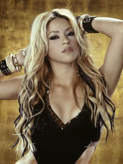 Shakira Beautiful And Glamorous HD Images Wallpapers - HollywoodPicture.Net