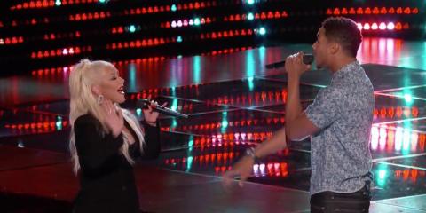 The Voice Christina Aguilera