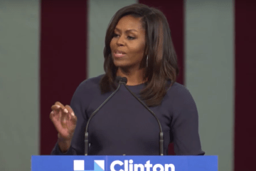 Michelle Obama - YouTube Screenshot