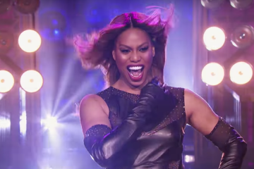 Laverne Cox - Lip Sync Battle