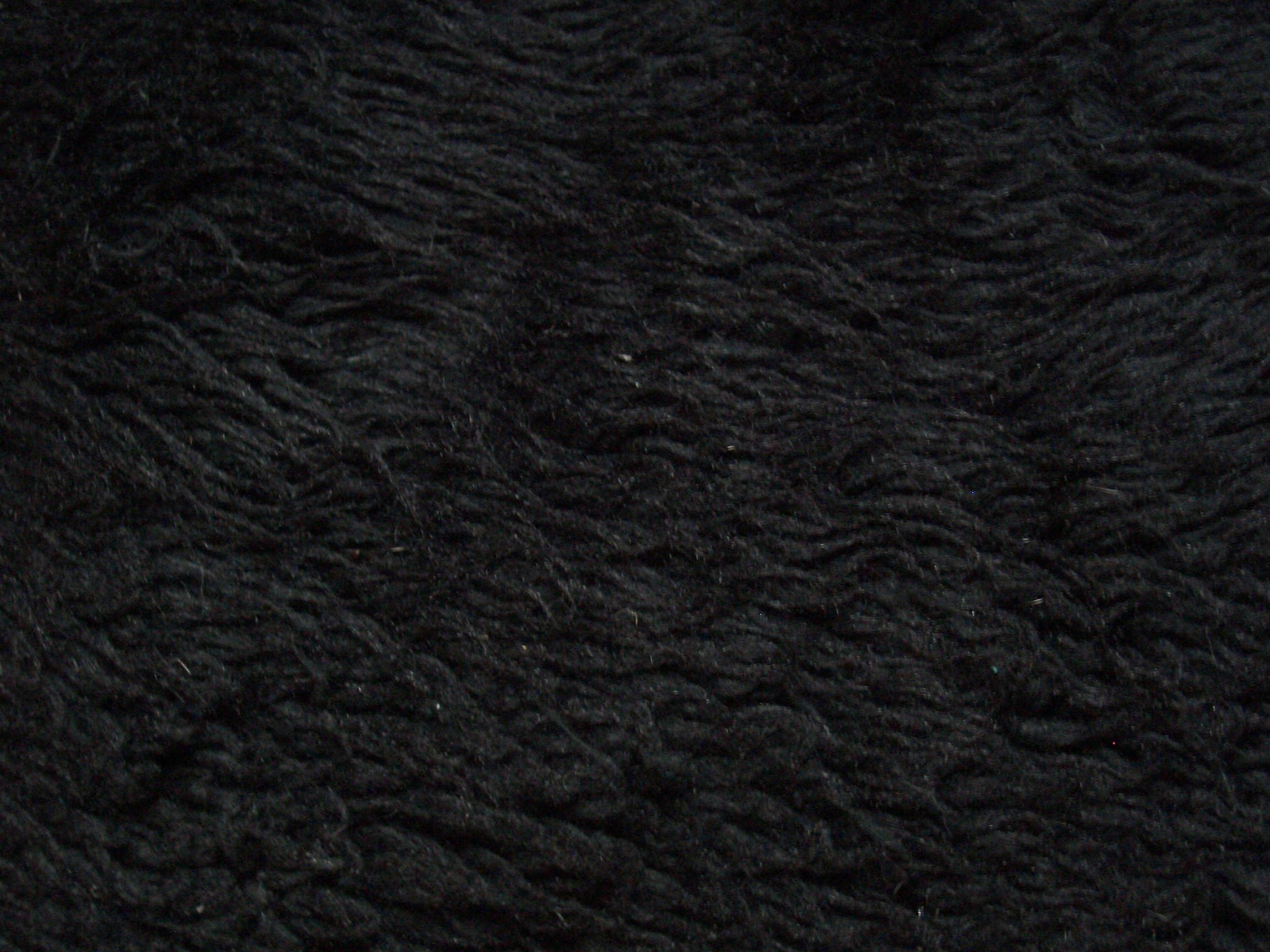 Black Brick Wallpaper Black Nylon Fur