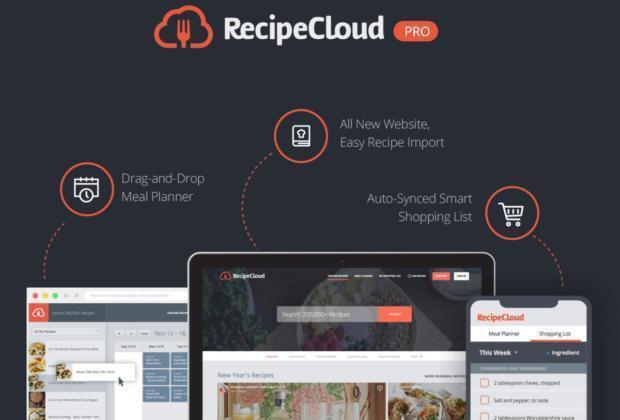 Charleston-based, RecipeCloud App Releases Complete Recipe