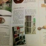 Vinyl Plattenschrank in der Holzwerken Zeitschrift