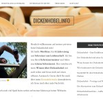 dickenhobel-info-website