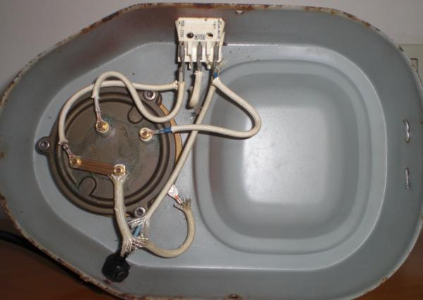 Wiring La Pavoni 1980 with white switch/black switch