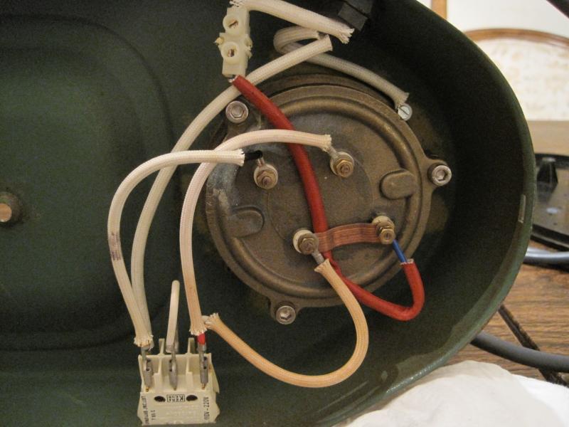 Early 1980s La Pavoni Europiccola - need help replacing heating element