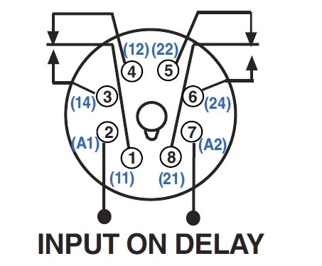 Wire 8 Pin Dpdt Relay Index listing of wiring diagrams
