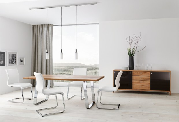 modern dining room furniture chairs