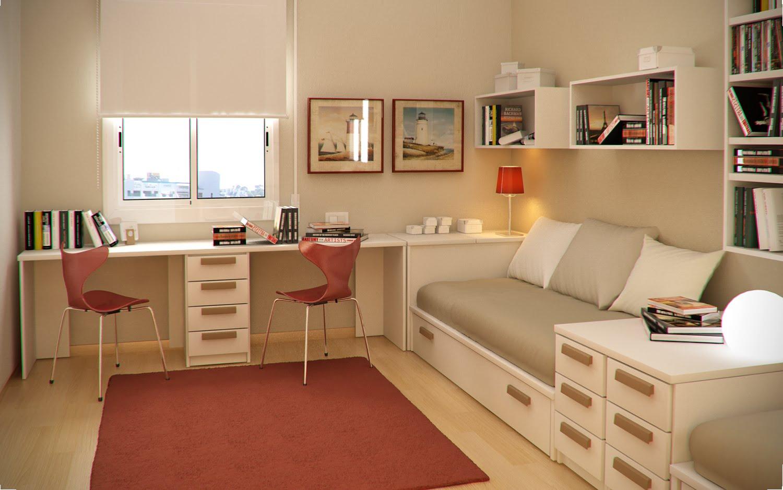 Small Study Room Ideas