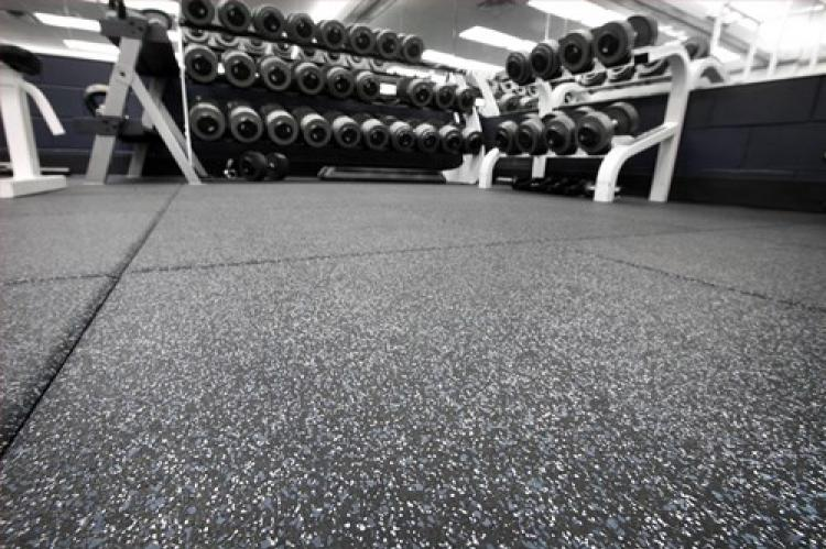 Rubber Gym Flooring Homefit