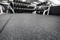 Rubber Gym Flooring | HomeFit