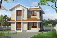 1400 SQFT, Beautiful Kerala Home Design