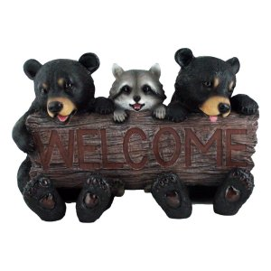 Forest Pals Welcome