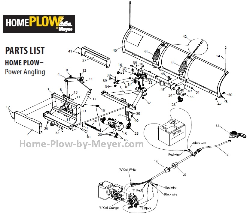 myers power angle wiring diagram com home plow by meyer snowplow