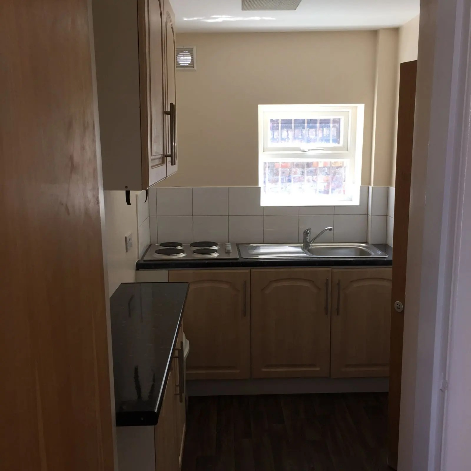 Double Glazed Kitchen Doors Pendennis Street Liverpool