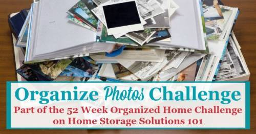How To Organize Photos  Negatives To Preserve Your Memories