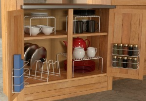 Instructions For Drawers Kitchen Cabinet Organization
