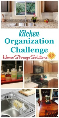 Kitchen Organization: Step By Step Guide