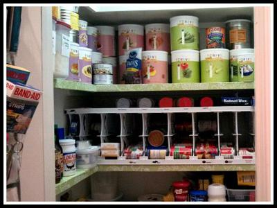 Organizing A Pantry Hall Of Fame Before After Pictures