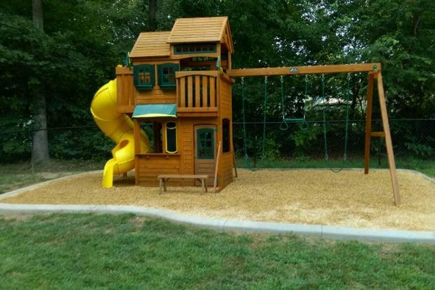 7 Steps to a Backyard Playground for Kids Ideas, Advice - home playground ideas