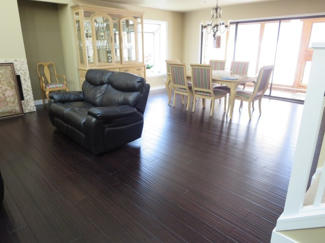 pros cons laminate flooring kitchen laminate flooring Bamboo Flooring Good For the Environment Your Budget
