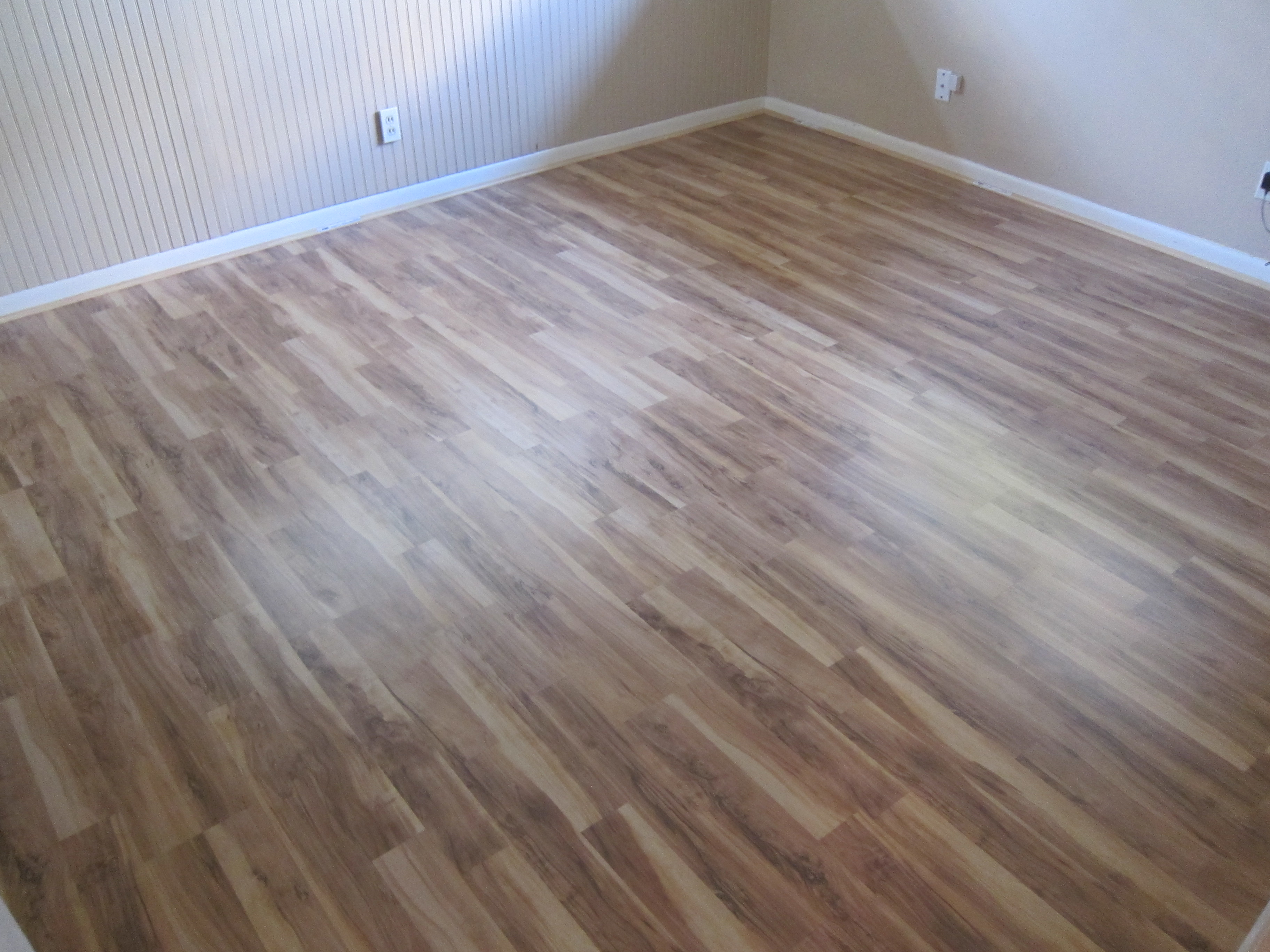 Glueless Laminate Flooring Install Prep Steps