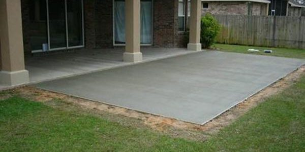 Pouring Concrete General Info Tips Local Contractors