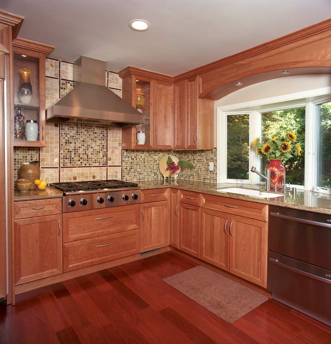 5 popular flooring options for kitchens wood floors in kitchen Hard Wood Floors