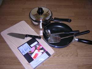 調理セット