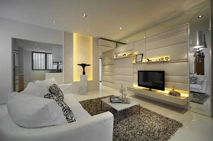 Fall Ceiling Wallpaper Renovation Lighting Design In Your Home Home Amp Decor