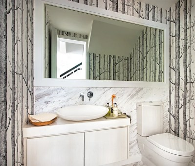 Can I use wallpaper in my bathroom? | Home & Decor Singapore